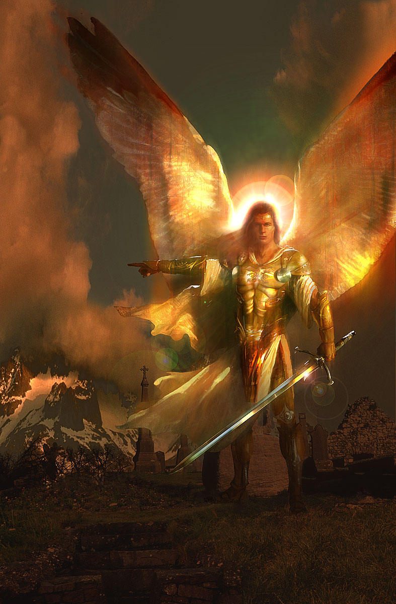 Channeled Message from The Mighty Archangel Michael