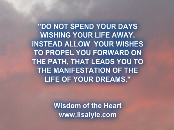Manifest your Wishes