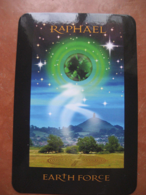 Channeled Message from Master Healer Archangel Raphael