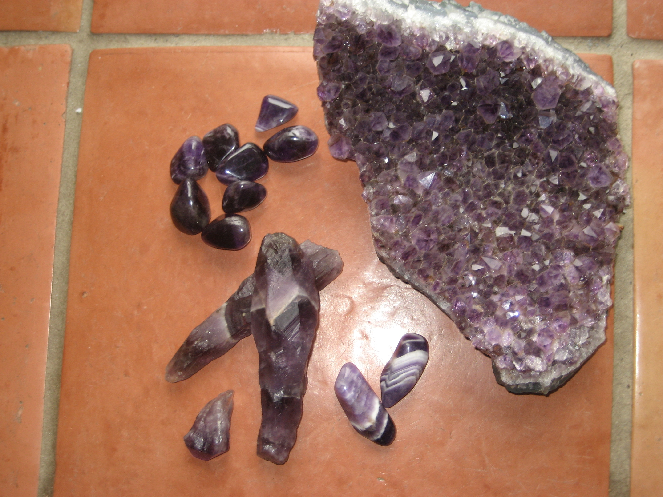 Crystal of the Week – Amethyst