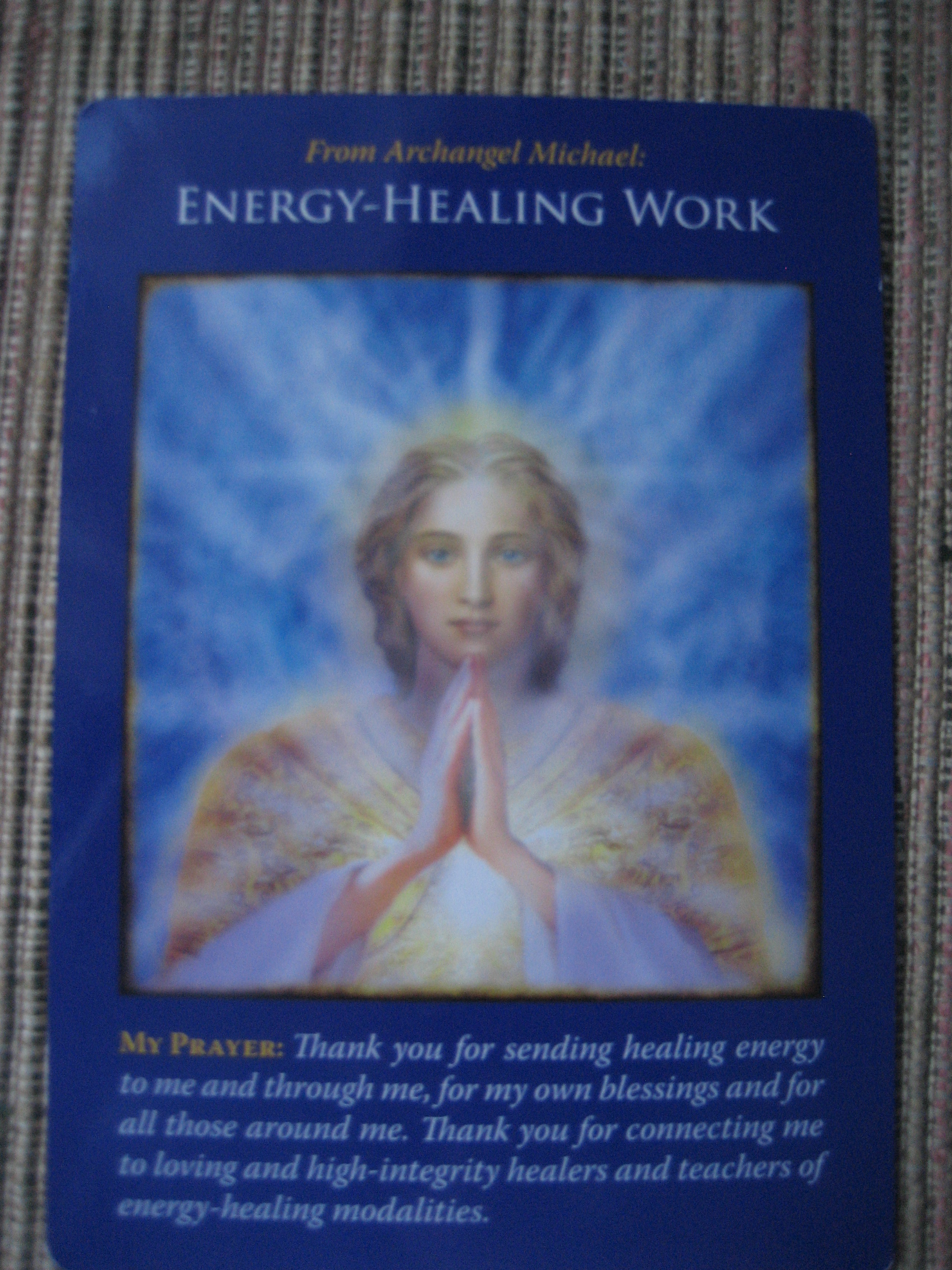 Archangel Michael Message for the Day