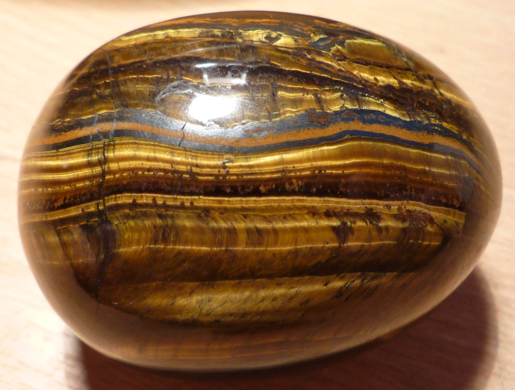 Crystal of the Week – Tiger's Eye