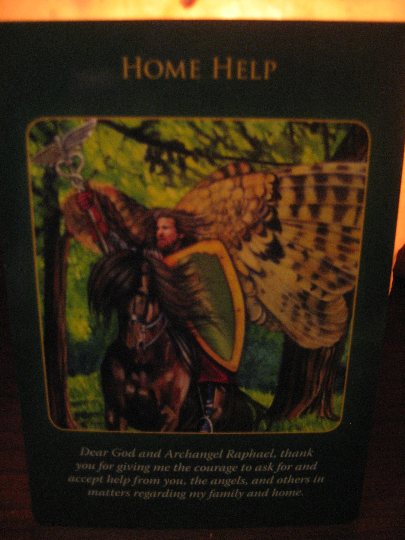 Archangel Raphael – HOME HELP