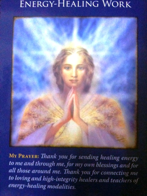 Archangel Michael – ENERGY HEALING WORK