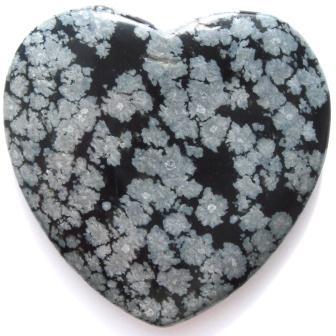 Crystal of the Week – Snowflake Obsidian