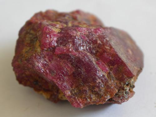 Crystal of the Week – RUBY
