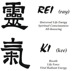 Reiki First and Second Degree