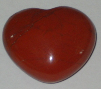 Crystal of the Week #1 – Red Jasper