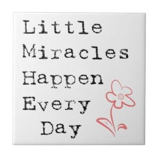 Miracles and Meditation